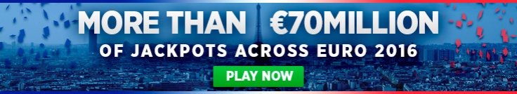 Football Pools Euro 2016 Blue