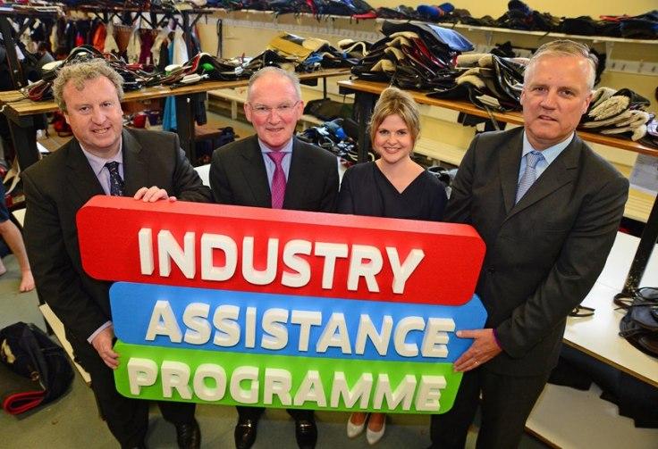 Industry Assistance Program 2