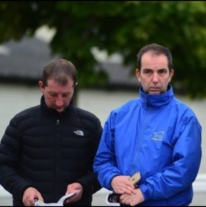 checking-out-the-yearlings-at-tatts-fairyhouse-with-my-brother-brian