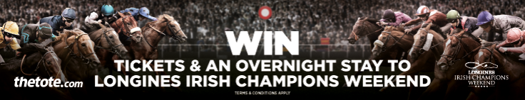 Longines Irish Champions Weekend Banner