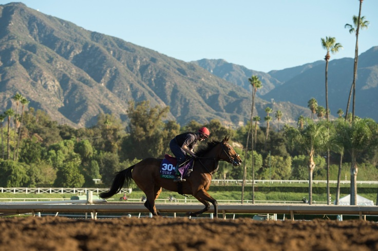 Santa Anita Thursday