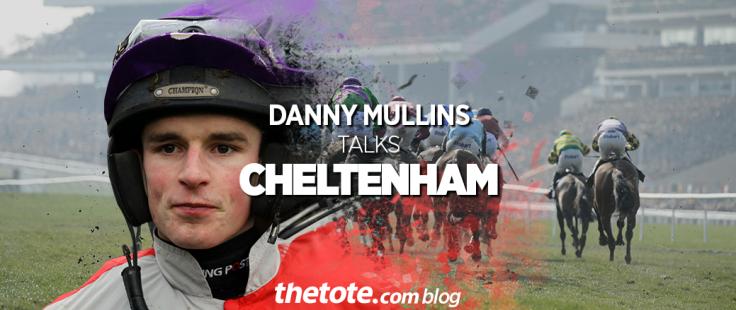 Danny Mullins Cheltenham Blog SM