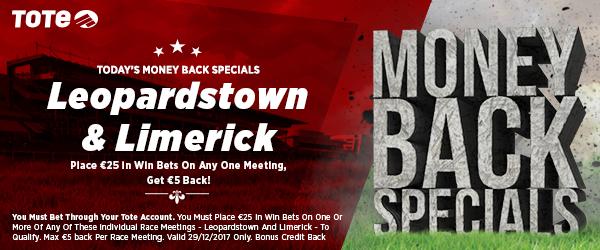 Leopardstown racecourse deals